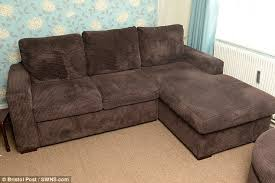 How Much Does A Sofa Weigh Man Who Weighs 20 Stone Is Refused Refund On Broken Sofa Bed