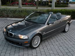 2004 bmw 325ci convertible for sale 2002 bmw 325ci convertible for sale auto haus of fort myers