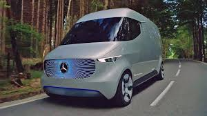 future mercedes benz cars mercedes benz van of the future youtube