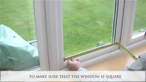 Putting Up Blinds In Window How To Measure And Install Perfect Fit Window Blinds Youtube