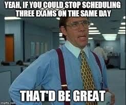 End Of Semester Memes - 15 memes that explain end of the semester stress