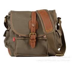 sili leather canvas shoulder bag messenger bags crossbody bag