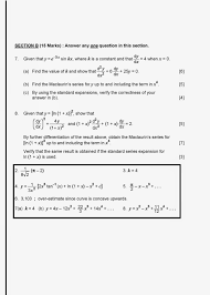 mathematics t coursework 2013 answer