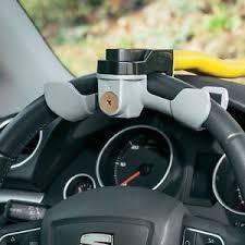blocco volante auto bloccasterzo per auto blocco volante all ride con chiave sicurezza
