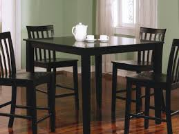 uncategorized round pub dining table sets on dining room conner