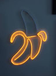 texas tech neon light banana neon sign urban outfitters