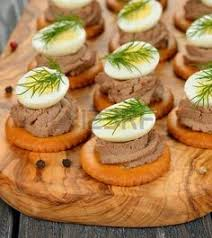 pate canapes themed wedding style ideas canapes shapes and food