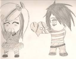 emo love images and wallpaper
