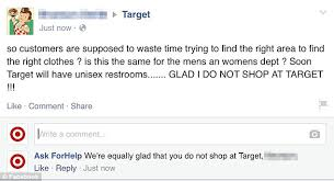 target black friday troll man poses as a target and responds to facebook complaints daily