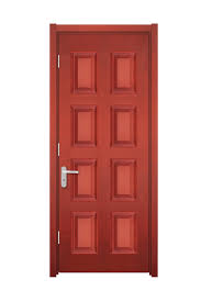 china inside design safety door wooden interior door room door