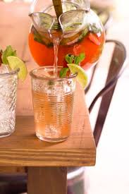 pitcher strawberry mojitos wholefully