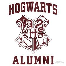 hogwarts alumni decal hogwarts alumni harry potter hogwarts quote shirt hogwarts seal