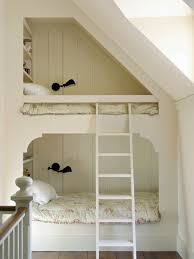 White Bunk Bed With Stairs Wall Mounted Bunk Bed Houzz