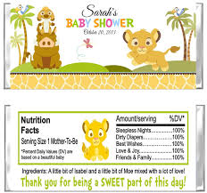 simple baby lion king baby shower u2014 liviroom decors