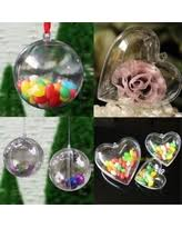 alert amazing deals on clear plastic ornaments