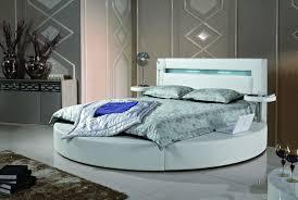 modern bedroom set furniture round bed o6804 round bedroom set
