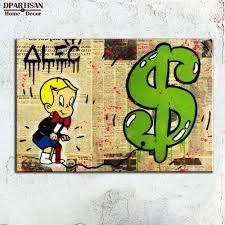 aliexpress com buy new lines alec monopoly graffiti arts print