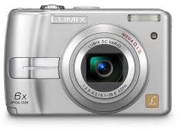 amazon com panasonic lumix dmc lz6s 7 2mp digital camera with 6x