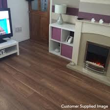 Walnut Laminate Flooring Papaya Walnut 7mm Laminate Flooring