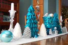 blue and white christmas table decorations billingsblessingbags org