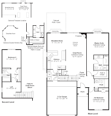 Central Park Floor Plan by Barclay Manors At Central Park Manors At Central Park