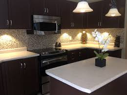 Kitchen Light Under Cabinets by Kitchen Under Cabinet Lighting Options Modern Cabinets