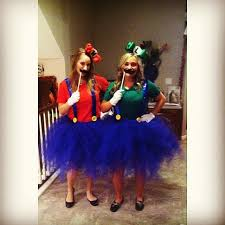 Mario Luigi Halloween Costumes Couples 81 Halloween Images Homemade Halloween