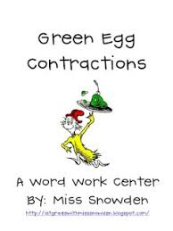 98 best contractions images on pinterest word work word study