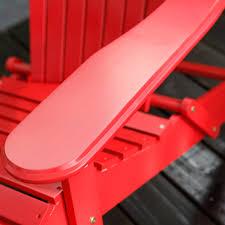 cape cod foldable adirondack chairs red set of 2 walmart com