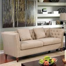 beige u0026 tan furniture of america sofas u0026 loveseats sears