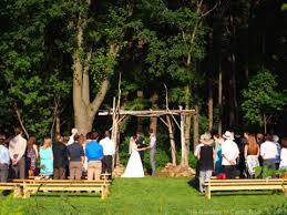 Wedding In The Backyard The Gardens Of Castle Rock Minnesota Wedding Venue