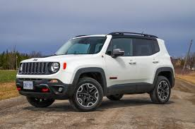 jeep cherokee trailhawk white review 2017 jeep renegade trailhawk canadian auto review