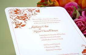 wedding invitations printing printing processes for wedding invitations and stationary