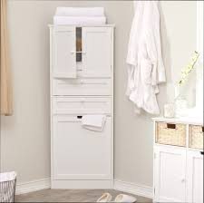 bathroom fixtures tall white corner bathroom cabinet etsy white
