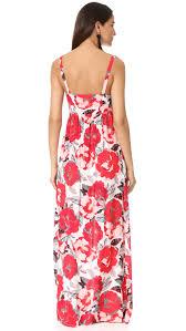 cupcakes and cashmere thorpe saguaro floral maxi dress shopbop