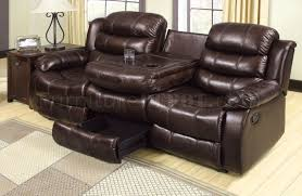 berkshire reclining sectional sofa in leather like fabric
