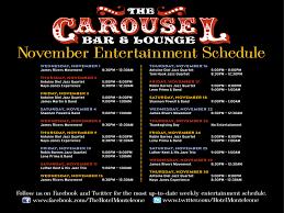 carousel bar u0026 lounge hotel monteleone french quarter