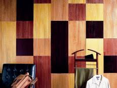 painting wood paneling hgtv