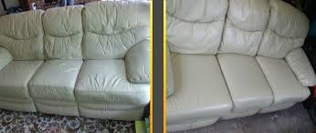 Worn Leather Sofa The Leather Doctor Leather Sofa And Car Seat Repair