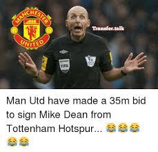 Funny Tottenham Memes - unite referee fifa 2012 transfer talk premier league man utd have
