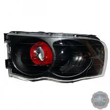 02 dodge ram headlights 2002 2005 dodge ram complete hid projector headlight retrofit