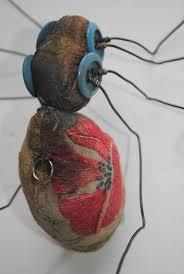 52 best textile spiders images on pinterest soft sculpture