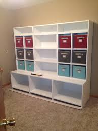 Ana White Storage Sofa by Ana White Toy Storage Diy Projects