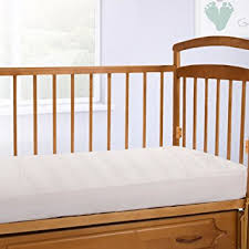 Pillow Top For Crib Mattress Crib Size Overfilled Pillow Top Crib Mattress Pad