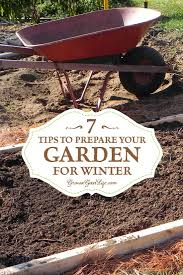 7 tips to prepare your vegetable garden for winter organic