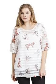 Shabby Chic Plus Size Clothing by Tops U0026 Plus Women U0027s Plus Size Shabby Chic Tunic Ecru At Amazon