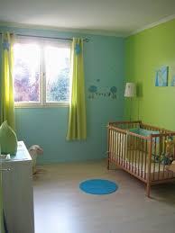 couleur de la chambre chambre avec lit theme maison idee complete garcon jungle rangement