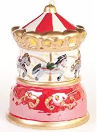 Mr Christmas Ornament - amazon com mr christmas mini porcelain music box snowman home
