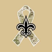 new orleans saints on a thanksgiving throwback