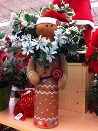 gingerbread holiday arrangement a c moore shrewsbury nj moore
